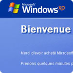 Optimiser une nouvelle installation Windows XP