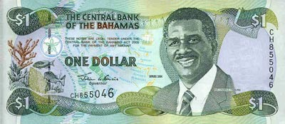 Bahamas? central bank