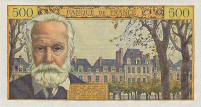 France : Le Franc - Ancienne Monnaie Française (Série 1950)