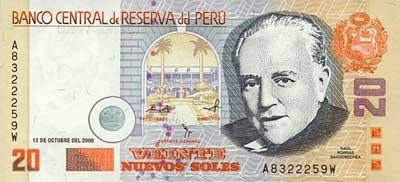 Pérou : Le Nuevo Sol - Monnaie Péruvienne