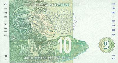 afrique du sud rand monnaie d afrique du sud s 233 rie 1990