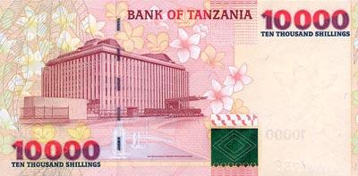 Central bank of tanzania forex rates