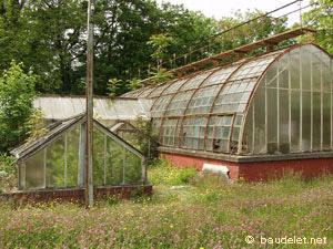 Paris le jardin tropical du bois de vincennes for Serre de jardin ancienne