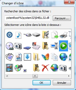 Windows vista cr er un raccourci pour red marrer windows - Comment creer une icone sur le bureau ...